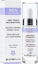 Parfüm, Parfüméria, kozmetikum Arcszérum - Ren Keep Young and Beautiful Instant Firming Beauty Shot