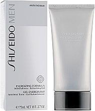Parfüm, Parfüméria, kozmetikum Borotválkozás utáni zselé - Shiseido Men Energizing Formula Gel