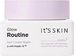 Parfüm, Parfüméria, kozmetikum Éjszakai arckrém - It's Skin Glow Routine Peel Cream Night
