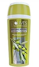 Parfüm, Parfüméria, kozmetikum Tusfürdő olíva kivonattal - Nature of Agiva Olives Shower Gel