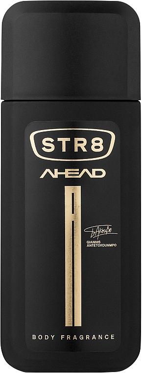 Str8 Ahead - Testpermet
