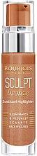 Parfüm, Parfüméria, kozmetikum Folyékony highlighter arcra - Bourjois Sculpt Bronze