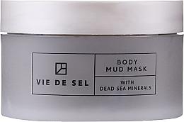 Parfüm, Parfüméria, kozmetikum Agyag maszk - Vie De Sel Body Mud Mask