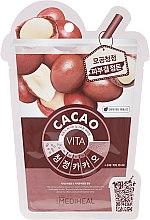 """Parfüm, Parfüméria, kozmetikum Arcmaszk """"Kakaó"""" - Mediheal Vita Cacao Mask"""