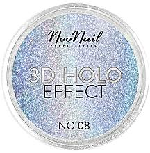 Parfüm, Parfüméria, kozmetikum Körömdiszítő púder - NeoNail Professional 3D Holo Effect