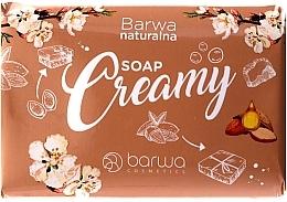 Parfüm, Parfüméria, kozmetikum Krémszappan mandulaolajjal - Barwa Natural