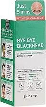 Parfüm, Parfüméria, kozmetikum Mitesszer elleni maszk - Some By Mi Blackhead 30Days Miracle Green Tea Tox Bubble Cleanser