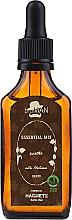 Parfüm, Parfüméria, kozmetikum Szakál balzsam - BioMan Essential Mix Lemon Balm Soothe