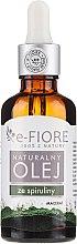 Parfüm, Parfüméria, kozmetikum Spirulina olaj - E-Flore Natural Oil