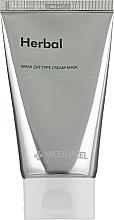 Parfüm, Parfüméria, kozmetikum Nyugtató peeling-maszk detoxikáló hatással - Medi Peel Herbal Peel Tox