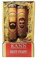 Parfüm, Parfüméria, kozmetikum Szett - Kann Best Start Man (f/d/cr/50ml + f/gel/150ml)