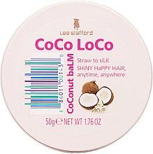 Parfüm, Parfüméria, kozmetikum Hajbalzsam - Lee Stafford Coco Loco Coconut Balm