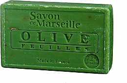 """Parfüm, Parfüméria, kozmetikum Természetes szappan """"Olíva levelek"""" - Le Chatelard 1802 Soap Olive Leaves"""