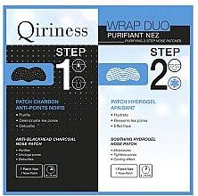 Parfüm, Parfüméria, kozmetikum Pórustisztító orra - Qiriness Purifiant Nez 2-Step Nose Patches