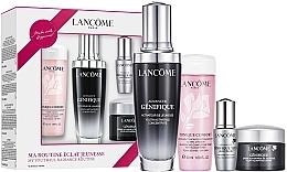 Parfüm, Parfüméria, kozmetikum Készlet - Lancome Genifique (serum/50ml + eye/serum/5ml + d/cr/15 ml + tonique/50ml)
