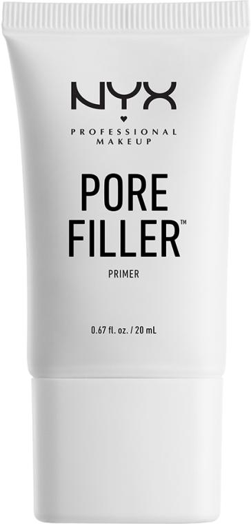 Pórus és ráncfeltöltő primer - NYX Professional Makeup Pore Filler