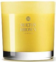 Parfüm, Parfüméria, kozmetikum Molton Brown Orange & Bergamot Three Wick Candle - Gyertya három kanóccal