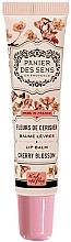 "Parfüm, Parfüméria, kozmetikum Ajakbalzsam sheavajjal ""Meggyvirág"" - Panier des Sens Lip Balm Shea Butter Cherry Blossom"