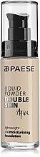 Parfüm, Parfüméria, kozmetikum Alapozó krém - Paese Liquid Powder Double Skin Aqua