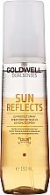 Parfüm, Parfüméria, kozmetikum Napvédő spray hajra - Goldwell DualSenses Sun Reflects Protect Spray
