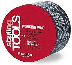 Parfüm, Parfüméria, kozmetikum Hajformázó paszta - Fanola Styling Tools Working Wax