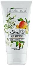 Parfüm, Parfüméria, kozmetikum Arcpeeling - Bielenda Eco Nature Kakadu Plum, Jasmine and Mango