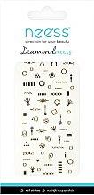 Parfüm, Parfüméria, kozmetikum Körömmatrica, 3709 - Neess Diamondneess