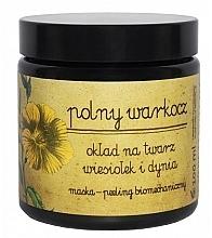 """Parfüm, Parfüméria, kozmetikum Peeling maszk """"Ligetszépe és dinnye"""" - Polny Warkocz"""