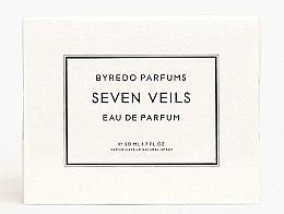 Parfüm, Parfüméria, kozmetikum Byredo Seven Veils - Eau De Parfum