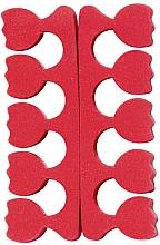 Parfüm, Parfüméria, kozmetikum Ujjelválasztó tulipán alakban, piros - Peggy Sage