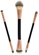 Parfüm, Parfüméria, kozmetikum Ecset készlet - Makeup Revolution Flex & Go Brush Set