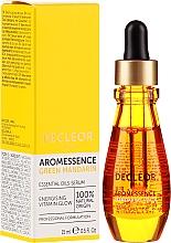 Parfüm, Parfüméria, kozmetikum Szérum illóoaljjal ragyogó bőrért - Decleor Aromessence Green Mandarin Oil Serum