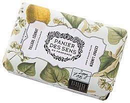 Parfüm, Parfüméria, kozmetikum Szappan - Panier Des Sens Extra Gentle Natural Soap with Shea Butter Cedrat Linden