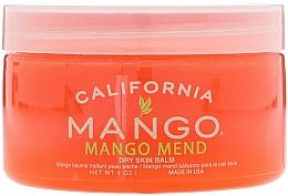 Parfüm, Parfüméria, kozmetikum Újjáélesztő balzsam száraz bőrre - California Mango Dry Skin Balm