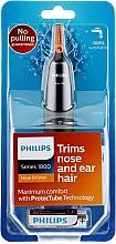 Parfüm, Parfüméria, kozmetikum Orr- és fül trimmer - Philips NT1150/10