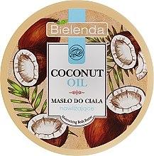 Parfüm, Parfüméria, kozmetikum Hidratáló testápoló olaj - Bielenda Coconut Oil Moisturizing Body Butter