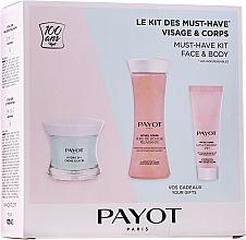 Parfüm, Parfüméria, kozmetikum Szett - Payot Hydra 24+ Must-Have Kit Face & Body (cr/50ml + sh/oil/125ml + b/lot/25ml)