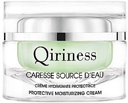 Parfüm, Parfüméria, kozmetikum Hidratáló krém - Qiriness Caresse Source d'Eau Protective Moisturizing Cream