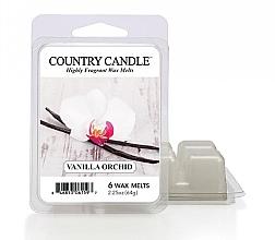 Parfüm, Parfüméria, kozmetikum Aromaviasz - Country Candle Vanilla Orchid Wax Melts