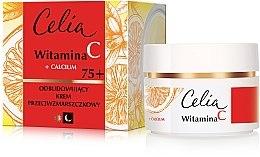 Parfüm, Parfüméria, kozmetikum Ránctalanító krém nappali,éjszakai 75+ - Celia Witamina C