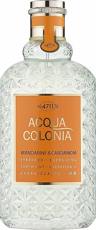 Maurer & Wirtz 4711 Acqua Colonia Mandarine & Cardamom - Kölni