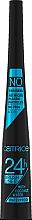 Parfüm, Parfüméria, kozmetikum Szemhéjtus - Catrice Eyeliner 24h Brush Liner Waterproof