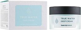 Parfüm, Parfüméria, kozmetikum Mélyen hidratáló krém - Thank You Farmer True Water Deep Cream