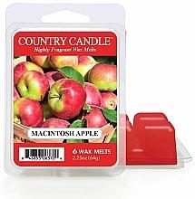 Parfüm, Parfüméria, kozmetikum Aromaviasz - Country Candle Macintosh Apple Wax Melts