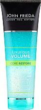 Parfüm, Parfüméria, kozmetikum Hajkondicionáló - John Frieda Luxurious Volume Core Restore Protein-Infused Clear Conditioner