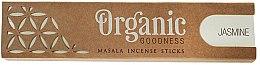 Parfüm, Parfüméria, kozmetikum Aroma pálcika - Song Of India Organic Goodness Jasmine