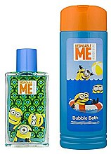 Parfüm, Parfüméria, kozmetikum Corsair Despicable me - Szett (edt/75ml+sh/gel/150ml)