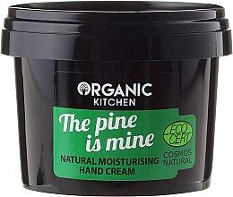 Parfüm, Parfüméria, kozmetikum Hidratáló kézkrém fenyőolaj és boróka kivonattal - Organic Shop Organic Kitchen Cream
