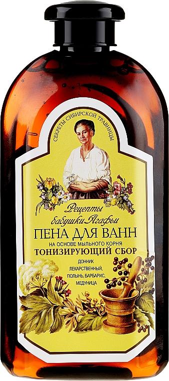 """Fürdőhab szapanfű kivonattal """"Tonizáló"""" - Agáta nagymama receptjei"""