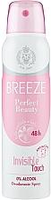 Parfüm, Parfüméria, kozmetikum Breeze Deo Spray Perfect Beauty - Testdezodor